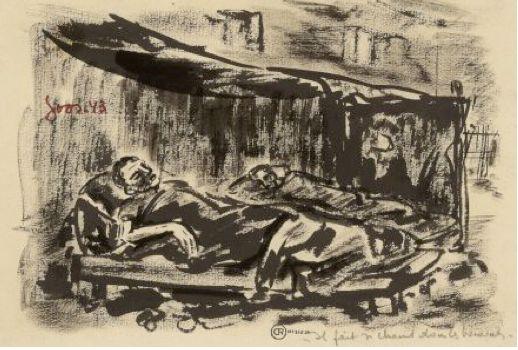 L'art en guerre: collaborer ou résister, peindre les yeux fermés