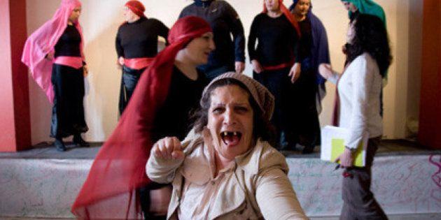 Liban: du théâtre pour réhabiliter les prisonniers