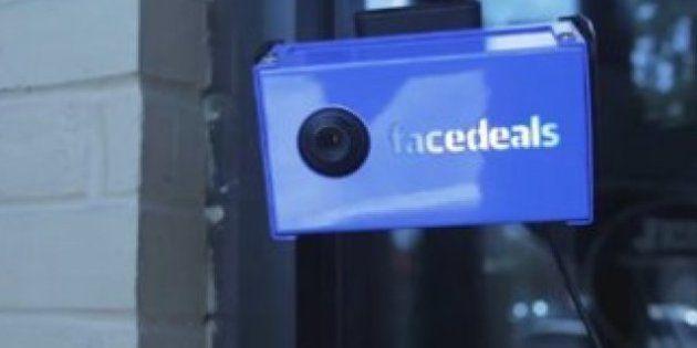 VIDÉO. Reconnaissance faciale: Facedeals, la caméra qui identifie les clients grâce à leur photos