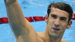 Michael Phelps en