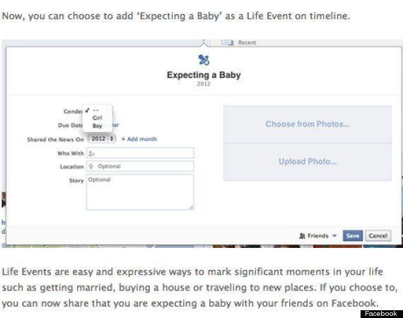 Facebook lance une option