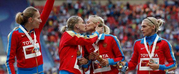 Mondiaux d'athlétisme de Moscou : la question homosexuelle dans toutes les