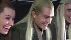 Legolas se moque de ses