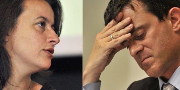 Cécile Duflot critique à mots couverts la politique de Manuel Valls sur les Roms, Ayrault convoque une...