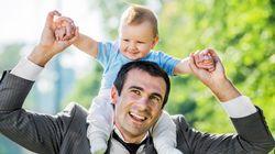 Les pères trop attentionnés sont moins respectés au