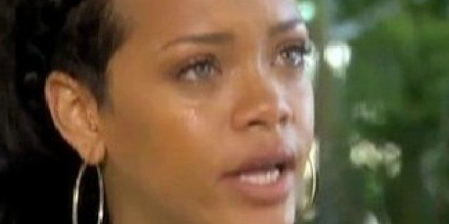 Rihanna prend la défense de Chris