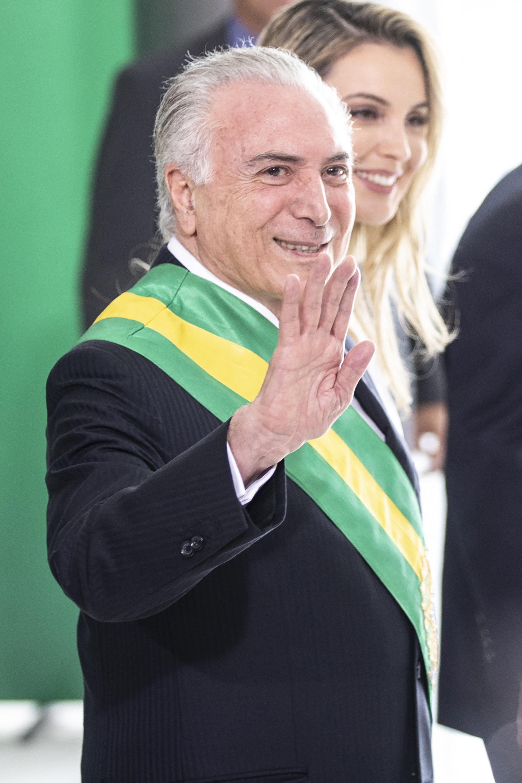 Detienen al expresidente brasileño Michel Temer por el caso Lava