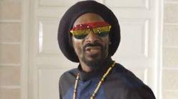 Dans son dernier clip, Snoop se la joue Bob