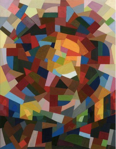 Exposition: L'Art en guerre, collaborer ou résister: peindre les yeux fermés