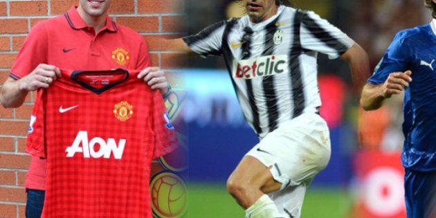 PHOTOS. Robin van Persie à Manchester United, les transferts traîtres du
