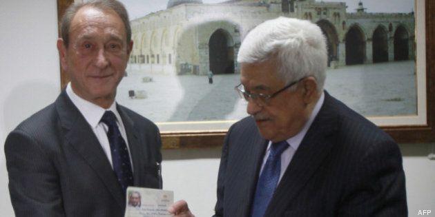 Bertrand Delanoë devient le premier Français citoyen d'honneur de