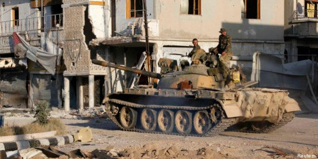 Syrie: les États-Unis accusent pour la première fois Damas d'avoir utilisé des armes