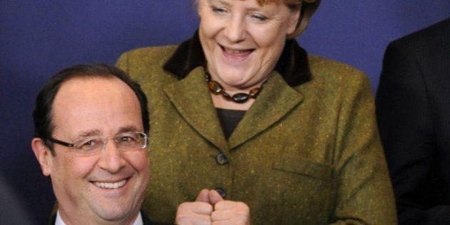 Budget UE: Hollande préserve la PAC mais abandonne son Europe de la