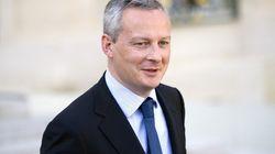 Bruno Le Maire candidat à la tête de