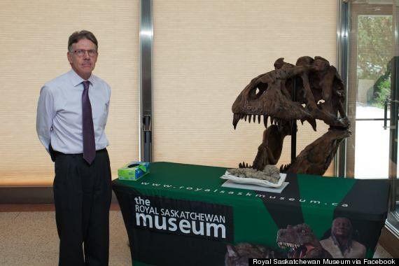 PHOTO. Un musée américain va présenter une crotte de dinosaure à ses