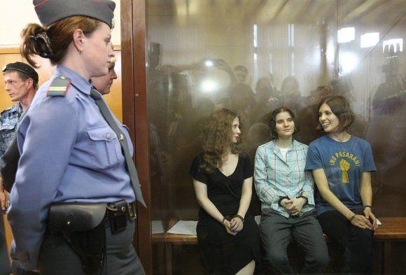 Condamnation des Pussy Riot: la Russie se