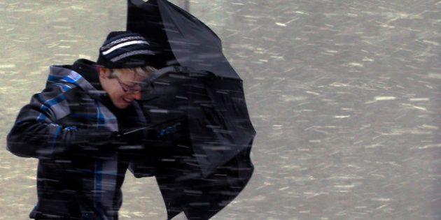 Le nord-est des Etats-Unis se prépare à un blizzard historique avant de recevoir la tempête