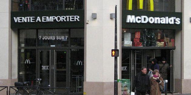 McDonald's et PayPal testent un système de paiement mobile en