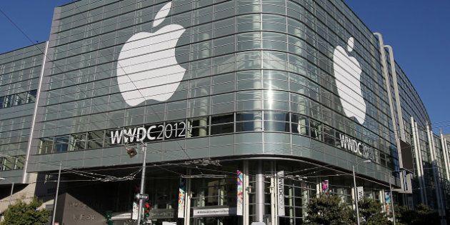 Apple devient la plus grande capitalisation boursière jamais atteinte aux États-Unis (ou