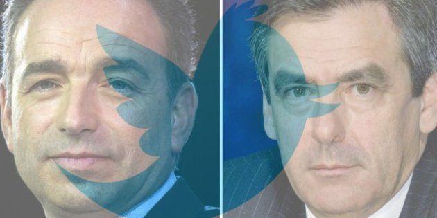 Twitter: quel candidat à la présidence de l'UMP a le plus de faux abonnés sur