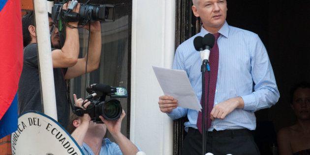 Julian Assange: les États-Unis démentent toute