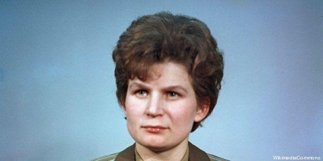 Parité homme femme: Il y a 50 ans, Valentina Terechkova était la première cosmonaute. Et