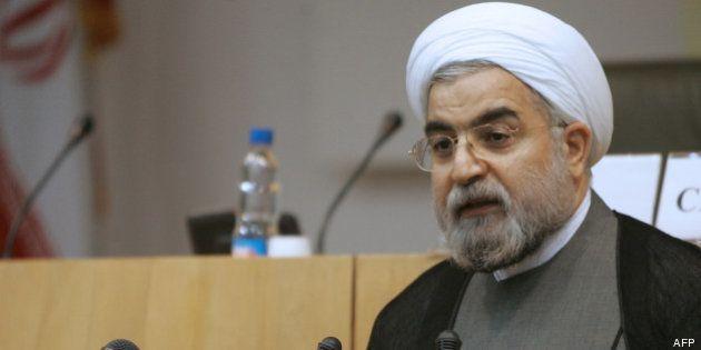 Election présidentielle iranienne: le modéré Rohani en tête avec 51% des voix sur 65% des bureaux de