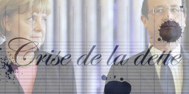 La rentrée des classes de la zone euro : Merkel et Hollande se réunissent pour discuter du dossier