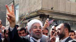 Hassan Rohani remporte l'élection présidentielle