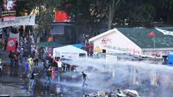 La police turque a évacué le parc Gezi d'Istanbul de tous les