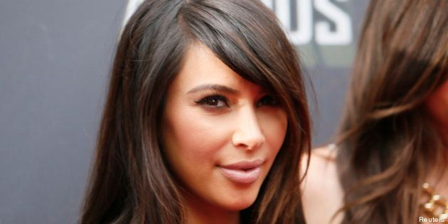 Kim Kardashian a donné naissance à une petite
