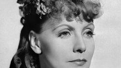 Greta Garbo aux