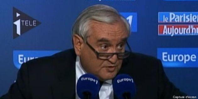 Affaire Tapie: Jean-Pierre Raffarin dénonce la