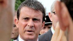 Manuel Valls en colère après des fuites dans la