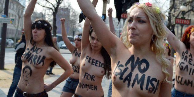 Pour Inna Shevchenko, leader des Femen, Amina