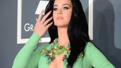 Grammy 2013 : le décolleté de Katy Perry, la jambe de Jennifer