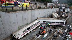 Accident de train en Espagne : le gestionnaire du réseau ferré mis en