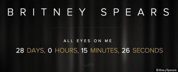 Retour de Britney Spears : Un mystérieux compte à rebours mis en