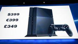 La PS4 sera disponible