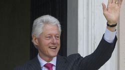 Bill Clinton est de