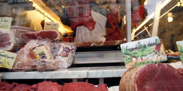 Cheval roumain: une partie de la viande pourrait être de