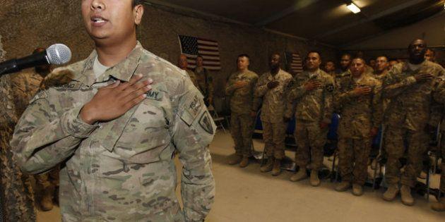L'armée américaine lutte contre le suicide des soldats, première cause de mort, grâce à un spray