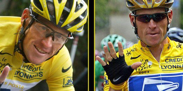 Lance Armstrong radié à vie pour dopage va perdre ses sept titres du Tour de