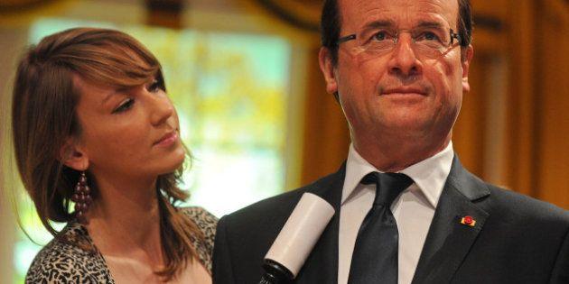 PHOTOS. François Hollande fait son entrée chez Madame