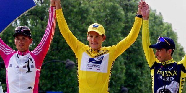 VIDÉOS. Tour de France: quand le dopage chamboule les