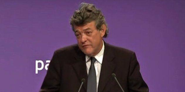 VIDÉO. Jean-Louis Borloo boycotte les médias... pour éviter l'affaire