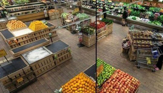 À quoi ressembleraient nos supermarchés si les abeilles