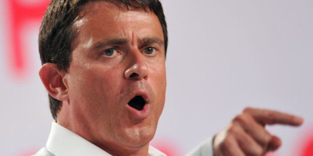 Manuel Valls s'explique sur les Roms, la sécurité, la laïcité: un ministre qui séduit et qui