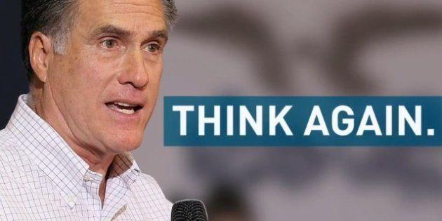 Élections américaines: Romney lance une pique sur le certificat de naissance d'Obama, qui