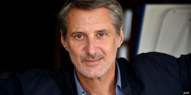 Antoine de Caunes va présenter Le Grand Journal de
